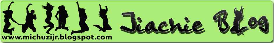 Jiachie Blog